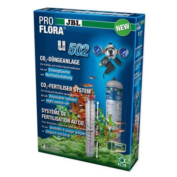 JBL ProFlora u502 Disposable CO2 System