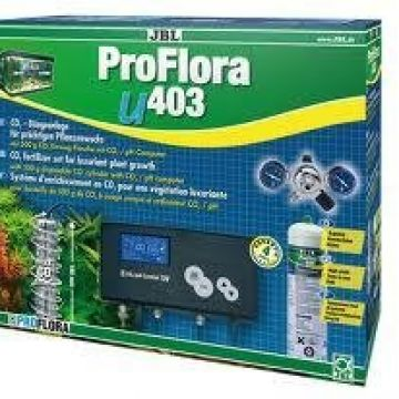 JBL ProFlora u403 disposable CO2 System