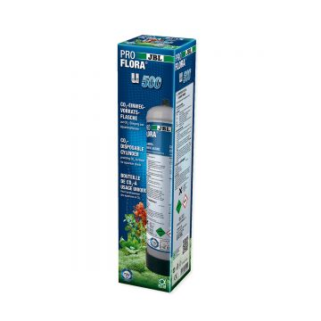 JBL ProFlora u500 (CO2 Disposable Cylinder)
