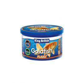 King British Goldfish Flakes (55g)