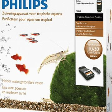 Philips Tropical Aquarium Purifier 10-30 Litres