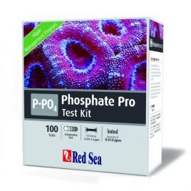 Red Sea Phosphate Pro Comparator Test Kit Refill (100 Tests)