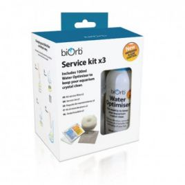 BiOrb Service Kits 3 Pack with Water Optimiser