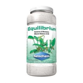 Seachem Equilibrium mineral replacement - 600gm