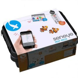 Seneye Reef Pack Includes Wi-Fi Web Server and Dri-Box