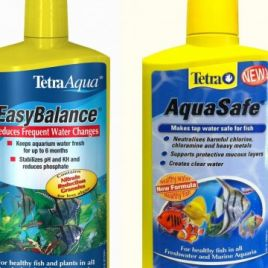 Tetra EasyBalance & AquaSafe Twin Pack