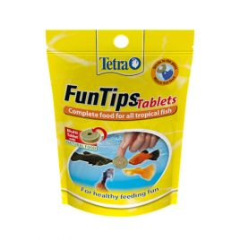 Tetra Tropical Fun Tips - 75 Tablets