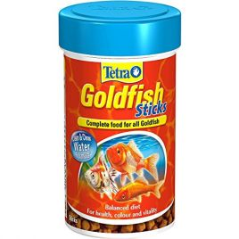 Tetra Goldfish food sticks - 34g