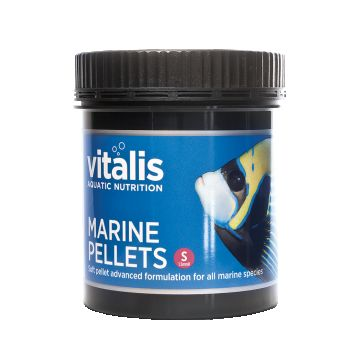 Vitalis Marine Pellets Small (1.5mm) 120g